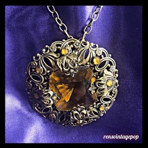 Medieval Medallion Necklace